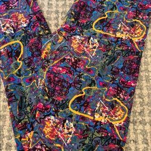 Lularoe tween leggings! New !